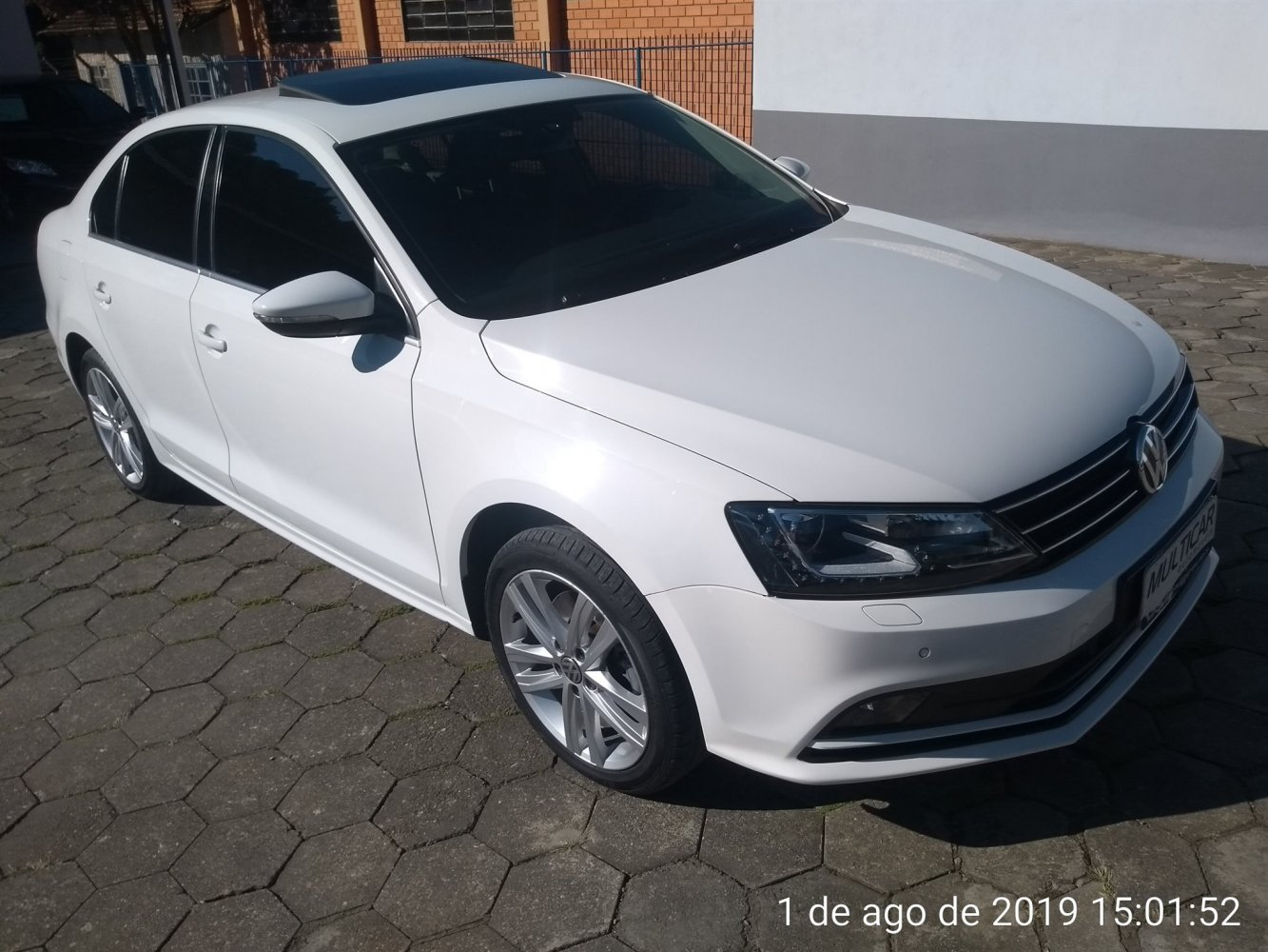 JETTA 2.0 HIGHLINE TIPTRONIC