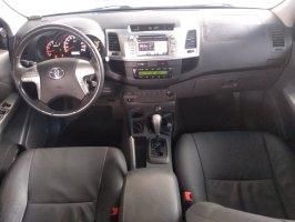 HILUX SRV 4X4 - 2013