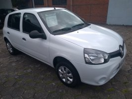 CLIO AUT 1.0 H - 2015