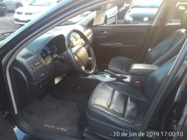 FUSION 2.5 SEL 16V GASOLINA 4P AUTOMÁTICO - 2011