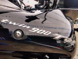 YAMAHA TDM 900 - 2008