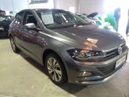 POLO 1.0 200 TSI HIGHLINE AUTOMÁTICO - 2018